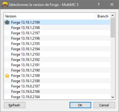Autre Comment Configurer Multimc Forum Funcraft