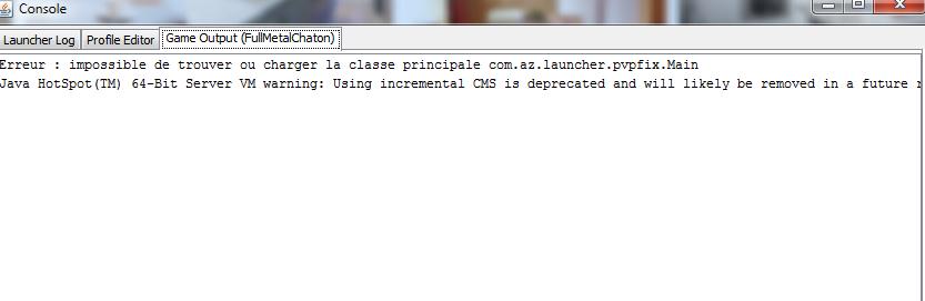Launcher Help Mon Launcher Az Crash Forum Funcraft